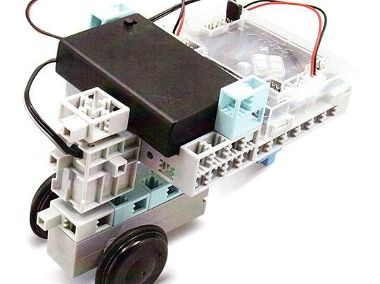 ワンコイン体験 親子プログラミング講座 ロボットを動かそうの画像