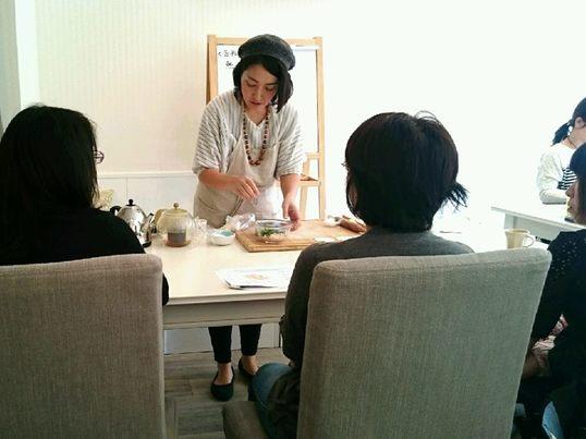 【早割あり!】薬膳クッキング&アロマのコラボイベント!の画像
