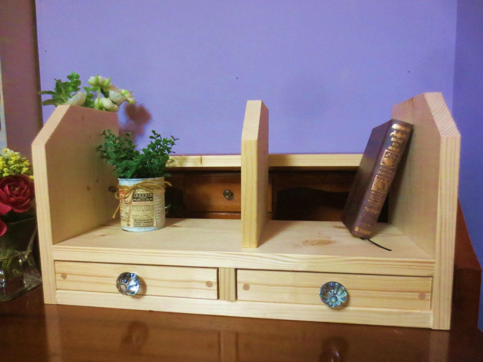 女性のためのDIY木工講座『引き出し付き本棚』