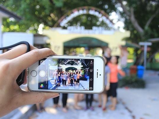 スマホ撮影&Instagram教室  【蒲郡・竹島周辺】の画像