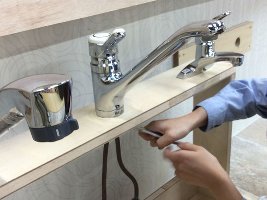 水栓の修理、交換講座の画像