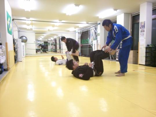 ブラジリアン柔術を学んで護身術を身につけよう!の画像