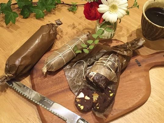 【休止】ショコラアドバイザーに習う本格バレンタインスイーツの作り方の画像