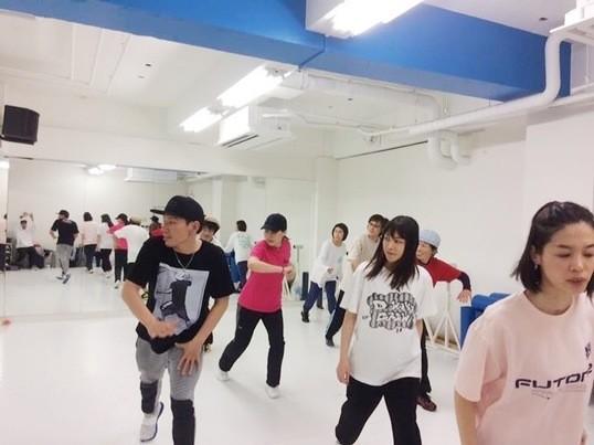 楽しく踊ろうHIPHOP(ヒップホップ)ダンスの画像