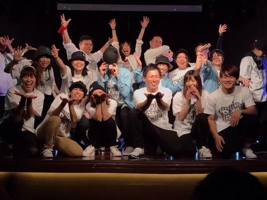 【未経験、社会人歓迎】楽しく踊ろうHIPHOP(ヒップホップダンスの画像