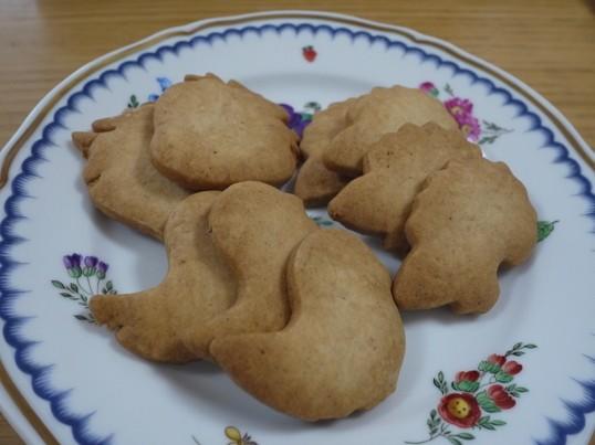 簡単だけど奥が深い、ちゃんと作るとこんなにおいしいクッキー!の画像