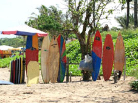 サーフィンを始めたい人の入門座学講座の画像