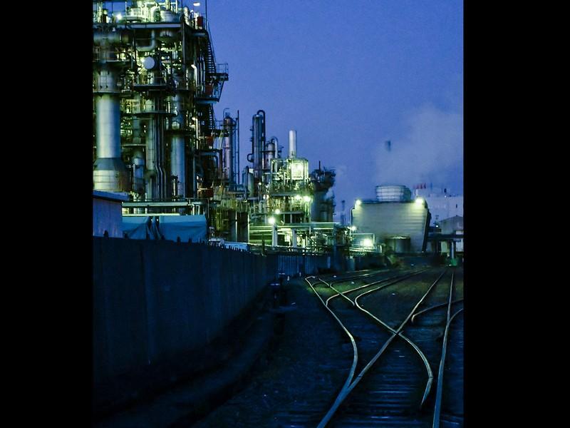 ♬999改元特別★川崎工場夜景★《千鳥町貨物ヤード》まずは体験♬の画像