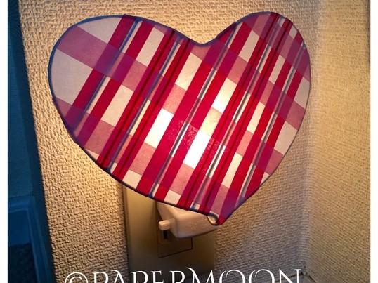 【バレンタイン スペシャル】 スウィートなハートライトを作ろうの画像