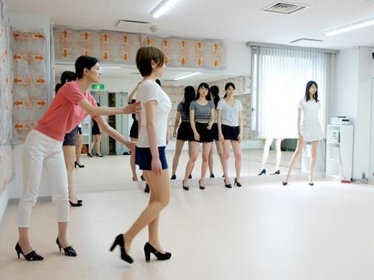 初心者ウォーキング】4000円 美しい姿勢と歩き方で自信が持てる!の画像
