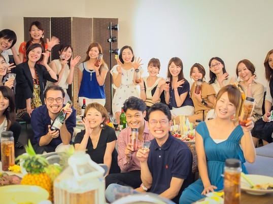 MahaloMeshi~日本一フォトジェニックな@ホームパーティ~の画像