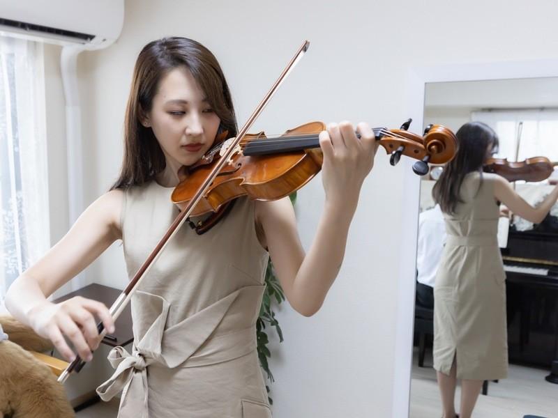 これから始める方のためのバイオリン講座の画像