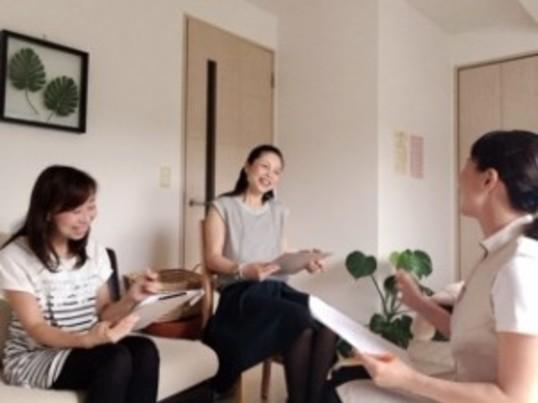 草世木流おもてなし二級講座(静岡)の画像