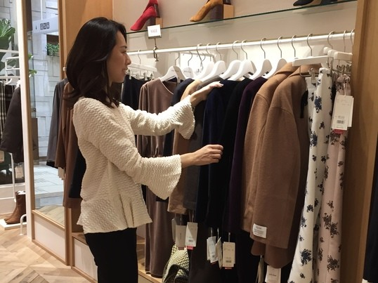 働く女性のための時短ファッション講座(骨格診断付き)@神田駅3分の画像