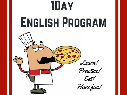 7時間のミニ留学!  外国人講師と過ごす1日英語プログラムの画像