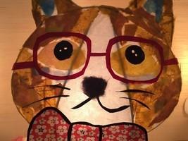 【ねこ好きさん集合!】作ったその日に使えます!猫のランプづくり。