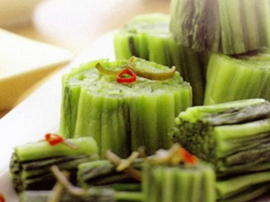 季節の手シゴト:自家製「旬の野菜の漬物」は旨すぎ!<4種>お土産の画像