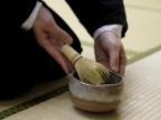 気軽に茶の湯体験お茶会の画像