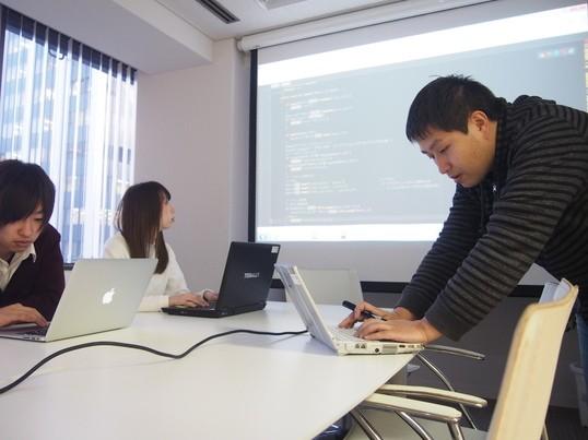 未経験からでもよくわかるプログラミング講習会の画像