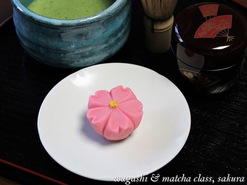 春といえば「桜」ですね!練り切りで「桜」作りに挑戦しよう♪の画像