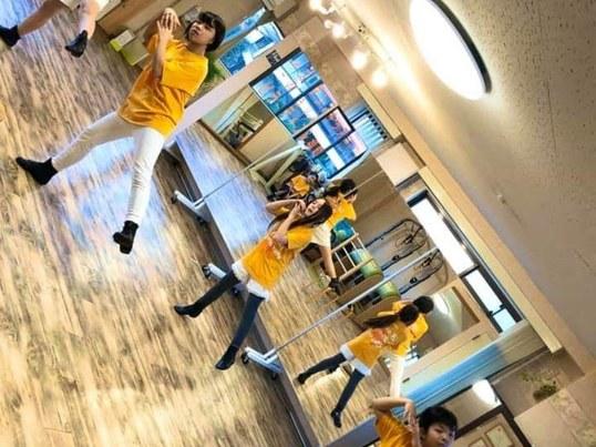 キッズダンス.ベーシック  楽しいから一歩進んで上達を目指します!の画像