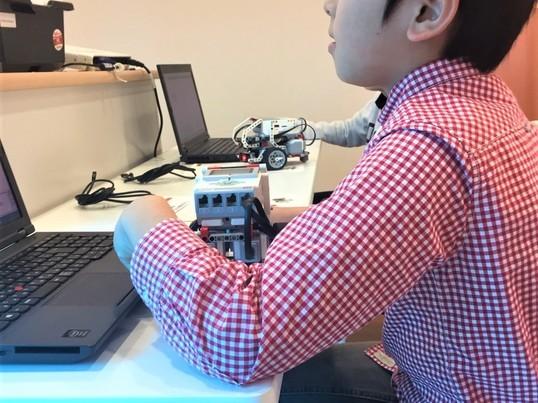ロボットアカデミー 体験会(小学3年生~6年生)の画像