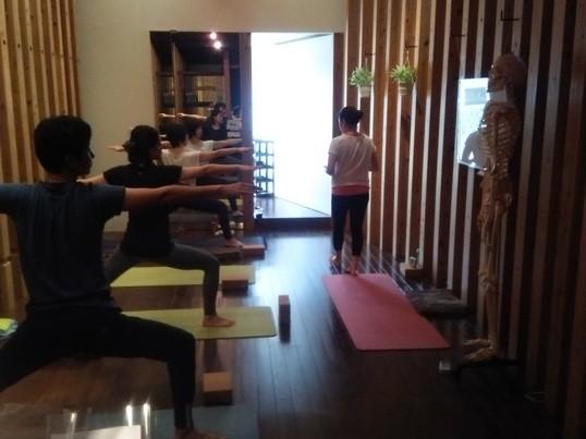YogaBodyトレーニングコースが体験できるプチワークショップの画像