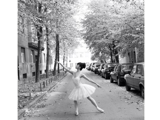 【渋谷平日・子連れ参加OK】超初心者向け☆楽しむバレエレッスンの画像