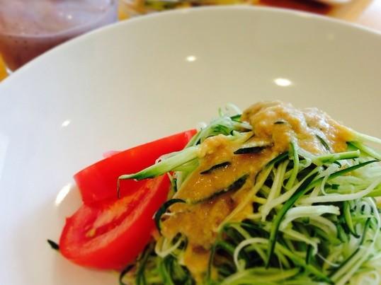 野菜onlyパスタとスムージーを楽しもう〜心と身体に優しいレシピ〜の画像