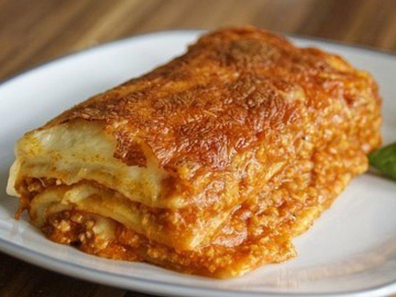 <クリスマスまで冷凍!>モッツアレラチーズを食べ倒す❌愛情ラザニアの画像