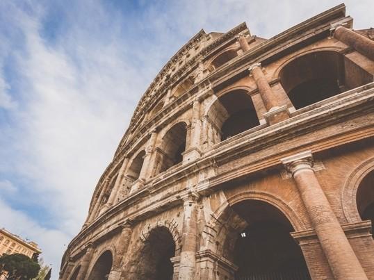 歴史発見!古代史Ⅲ~ローマは1日にしてならず〜の画像