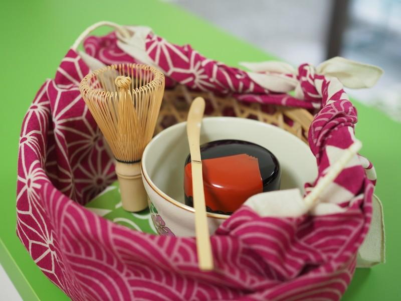 Let's『FUROSHIKIBLE茶道』! の画像