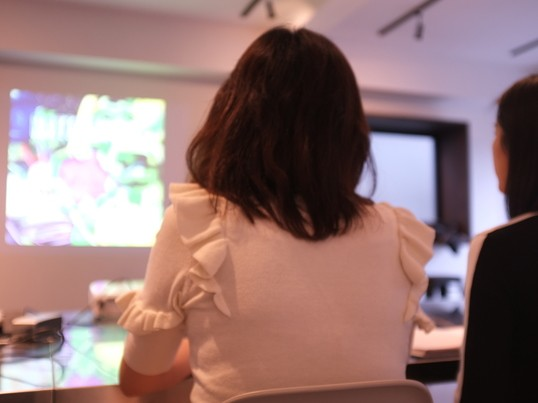 答えは私の中に有る!女性起業家と見つける・自分だけのVisionの画像