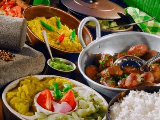 アーユルヴェーダ的  快適ライフのための食事法の画像