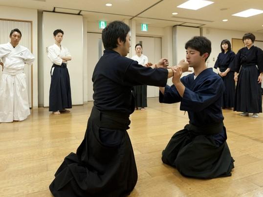 毎月第三日曜日開催 古武道講座の画像