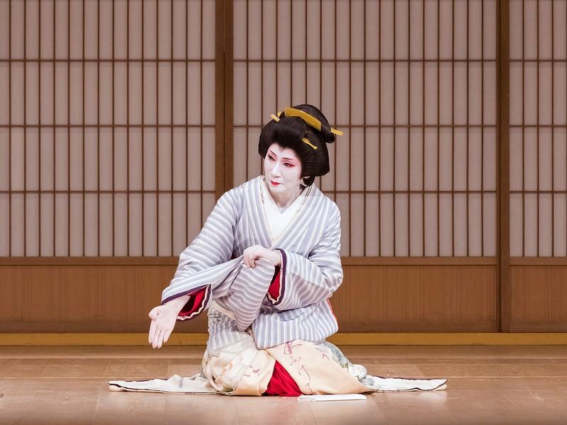 銀座で1日 はじめての日本舞踊体験の画像