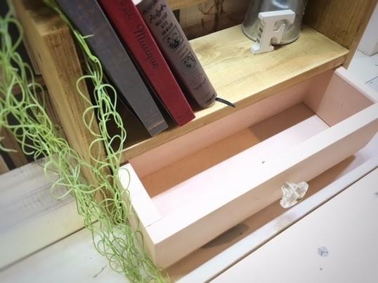 【親子DIY教室】引出付きブックシェルフ(本棚)の画像