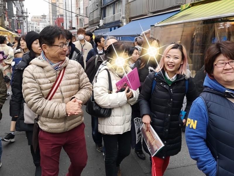 かんたん英語とジョークde浅草ガイドツアー!【期間限定特別価格】の画像