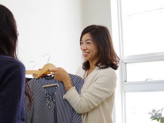 【起業家様向け】装いで叶える「印象美人」コンサル&スタイリング提案の画像