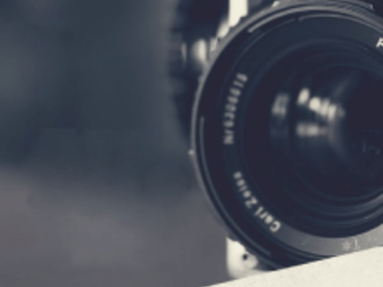 【名古屋】動画撮影初心者のための撮影基礎講座の画像