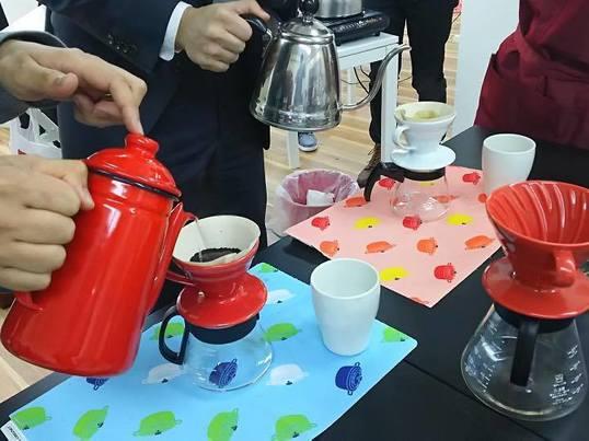 家でも美味しいコーヒーを!ドリップコーヒー教室の画像
