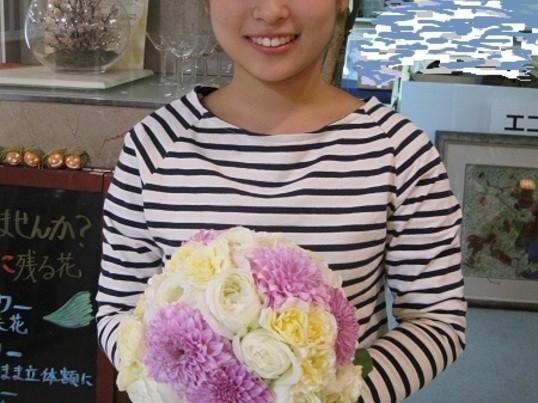 お花を一生のお仕事へ!NHKやその他メディアからも声がかかる新技術の画像