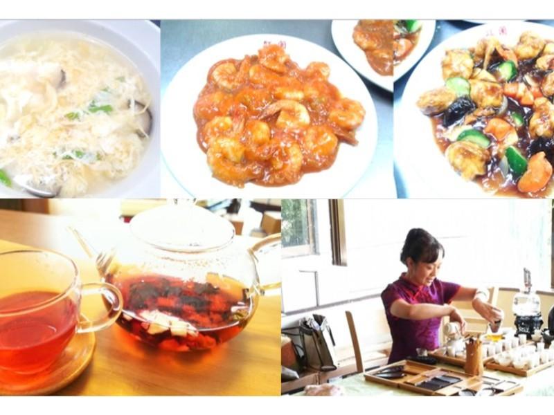【まちゼミ中国茶講座】中華料理と中国茶のマリアージュ伝授します!の画像
