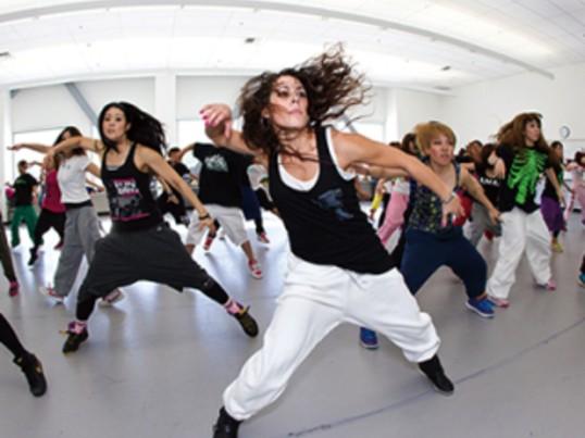 ストリートダンスでシェイプアップ&自分の魅力を知ろう!の画像