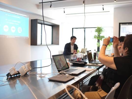 Wix Expertが教えるWixワークショップでホームページ作成の画像