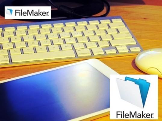 FileMakerマルチデバイスでどんな場面もシステム化【応用編】の画像