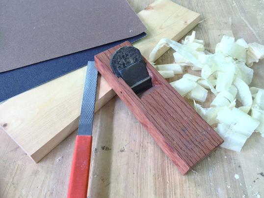 【全4回手工具マスター講座②】削る~カンナをかけるの画像