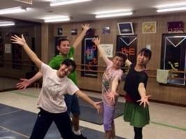 初めての人のためのタップダンス