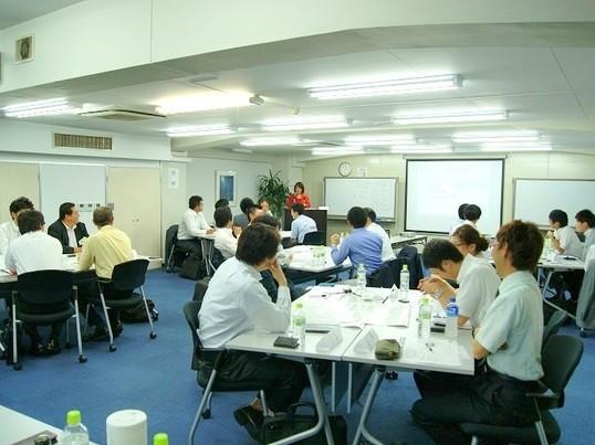 効率的で効果的な「5分会議」で利益を上げる!2日間講座の画像