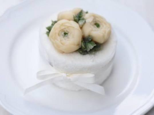 餡のお花♡韓国スイーツライスケーキの試食&アンデコレッスンの画像